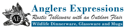 Anglers Expressions - Unique Tableware with an Outdoor Flair
